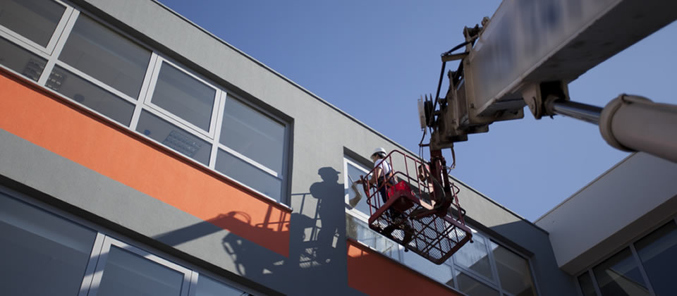 Fassadenreinigung-Dortmund